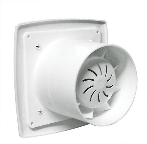 Exaustor Airfan D10s - Para Banheiro E Ambientes Ø 100mm