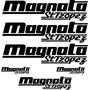 Kit Completo De Adesivos Buggy Magnata St Tropez E Magnata
