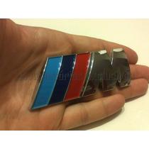 Logotipo Badge Série M Bmw Motorsport M1 M3 M5 M6 Fretegrati