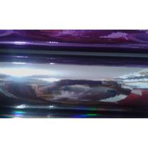 Vinil Adesivo Envelopamento Modável Cromo Black1,52x1mt