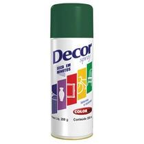 Tinta Spray Metálico Verde Amazônia 360 Ml Colorgin Com 6