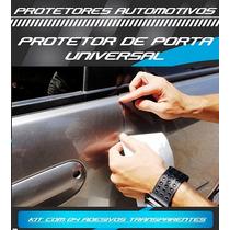 Protetor De Portas Transparente Door Edge Dentro E Fora