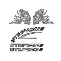 Kit Completo De Adesivos Renault Sandero Stepway 2008 A 2013