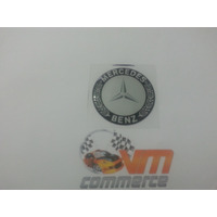 Emblema Mercedes Benz- Caminhão Café Injetado Capó