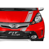 Adesivos Honda Fit Twist - Lateral E Capô - Frete Gratuito