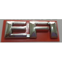 Emblema Efi Cromado Kadett Vectra Omega Corsa Astra