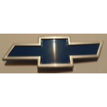 Emblema Gravata Azul E Prateada Grade Monza