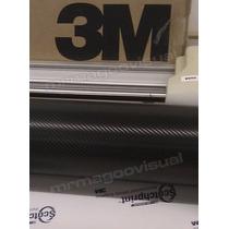 Fibra De Carbono 3m Original 20 X 50 Cm