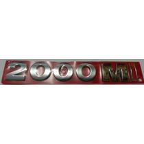 Emblema 2000 Mi Linha G3 E G4/ Gol Parati Saveiro E Santana