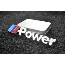 Emblema Bmw M Power M3 M5 X5 X6 118 120 320 325 !!