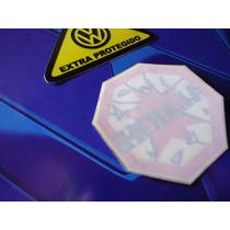 Adesivo Alarme Volkswagen Gol Gti Gts Golf Santana Saveiro