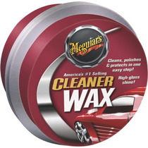 Cera Cleaner Wax Pasta Meguiars - A12 - 311g