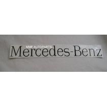 Kit Adesivos Mercedes + Sprinter + Capo - Mmf Auto Parts