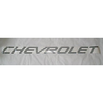 Faixa Chevrolet Grafite - D20 Luxo Mmf Auto Parts