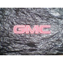 Emblema Gmc P/ Veiculos Utilitarios Chevrolet/gmc