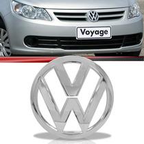 Emblema Volkswagen Grade Gol Voyage G6 2012 2013 Original