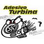 Adesivo Turbina Para Carro Turbo, Preparados E Tuning