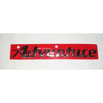 Emblema Adventure - Palio 2001- Mmf Auto Parts