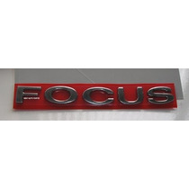 Emblema Focus 2008 + 2.0 + 2x Ghia Acima Mmf Auto Parts