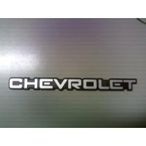 Emblema Chevrolet P/ Opala /kadett/monza Mmf Auto Parts