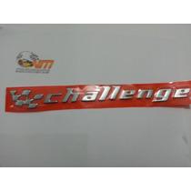 Emblema Challenge Para Vectra Challenge