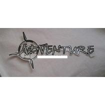 Emblema Adventure Linha Fiat 2003/2004