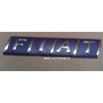 Emblema Fiat Mala Palio/siena/ Uno/marea Mmf Auto Parts