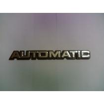 Emblema Automatic Monza/chevette/opala/ Mmf Auto Parts
