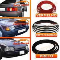 Kit Friso Parachoque Escort 87 88 89 90 91 92 L Gl 6 Metros