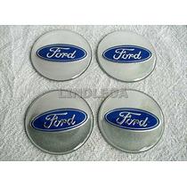 70mm Emblemas Para Rodas Ford Escort Fusion Focus Fiesta Ka