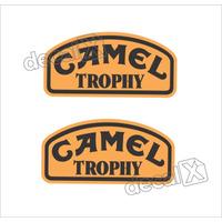 Par Adesivos Gamel Trophy Land Rover Discovery 2 - Decalx