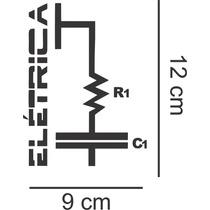 Adesivo Decorativo Automotivo Curso Engenharia Elétrica