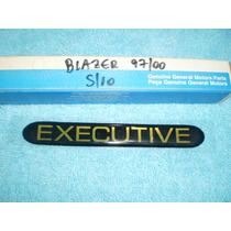 Decalque Lateral Executive Blazer / S10 97 A 2000