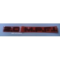 Emblema 2.0 M.p.f.i.(lat.vectra/monza/asta/vectra)-mmf Auto