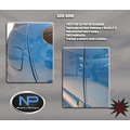 Friso Protetor De Porta Transparente (save Door)