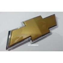 Emblema Gravata Dourada Grade Blazer E S-10 09/ Acima