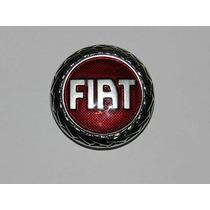 Emblema Fiat Grade Palio Fire 02/06 Fixação Por Parafuso