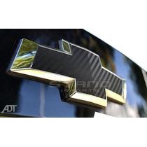 Adesivo Fibra De Carbono Gravata Gm Chevrolet Cruze Par