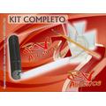 Promoção Kit Gravação Nº Chassi Vidro Completo Rv Adesivos
