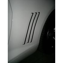 Adesivos Chevrolet Camaro Entrada De Ar