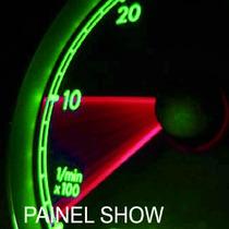 Kit Giii P/ Painel : Adesivo Neon + Led Uv + Tinta = Show !!