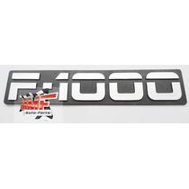 Emblema F-1000 - Mmf Auto Parts.