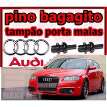 Porta Mala Botão Painel Corda A3 A4 A5 Audi Tampa Traseiro