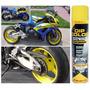 Spray Envelopamento Amarelo Borracha Sintética Líquida