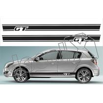 Kit Faixas Adesivos Chevrolet Vectra Gt - Imprimax - Decalx