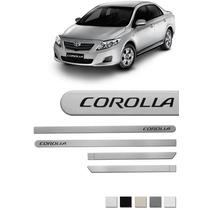 Friso Lateral Corolla 08 09 10 11 12 13 14 Cores Originais