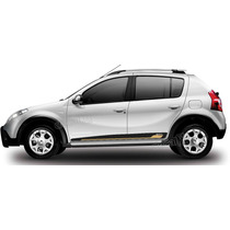 Kit Faixa Adesivos Renault Sandero Sport - Imprimax - Decalx