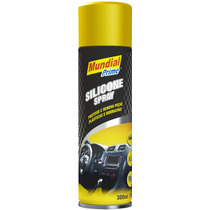 Silicone Spray P/ Carro, Esteira, Moveis Mundial Prime 300ml