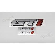 Kit Adesivos Volkswagen Gol Gti - Decalx
