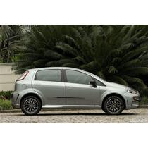 Kit Adesivos Fiat Punto Blackmotion - Imprimax - Decalx